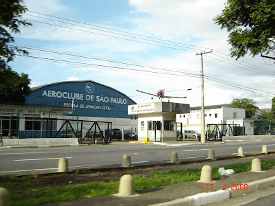 Aeroporto do Campo de Marte - São Paulo, Brasil - free picture by Emilio Pechini