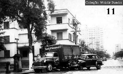Santos em 1956 - arquivo Policia Civil coleção de Waldir Rueda