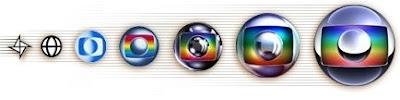 Todos os símbolos da Rede Globo - Clique aqui para ir ao site Memória Globo