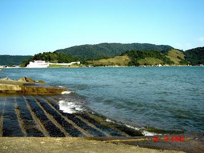 Ponta da Praia - Santos - SP - Brasil - 16-Ago-2008 - Foto de Emilio Pechini