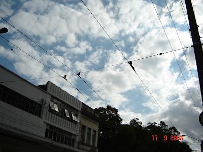 Rua General Câmara em Santos - SP - Foto de Emilio Pechini em 17/09/2008