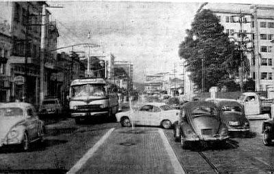 Foto A TRIBUNA DE SANTOS - MAIO DE 1967