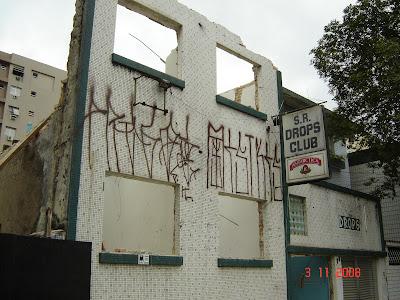 Drops Club - Foto de Emilio Pechini em 03/11/2008
