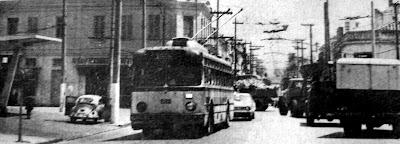 Reprodução Jornal Cidade de Santos, em 1972