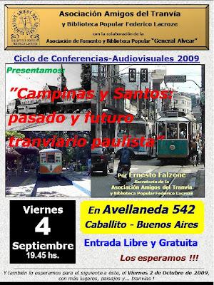 Associacion Amigos del Tranvía - Buenos Aires - Argentina