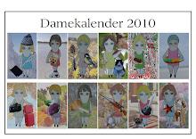 Damekalender 2010