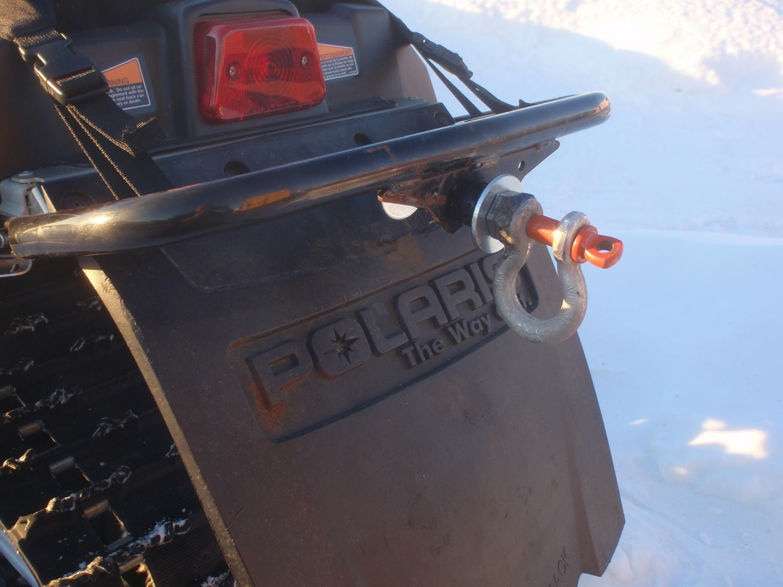 Snowmobile Sleds & Hitches