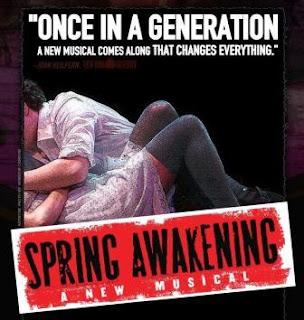 Spring Awakening Logo