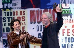 Troféu Açorianos em 2010 como Melhor Produtor Executivo
