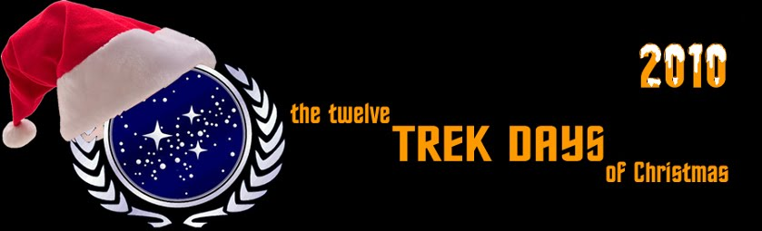 The Twelve Trek Days of Christmas, 2010