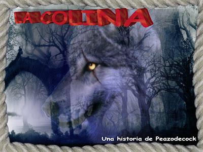 LA COLINA (portada del libro) PORTADA