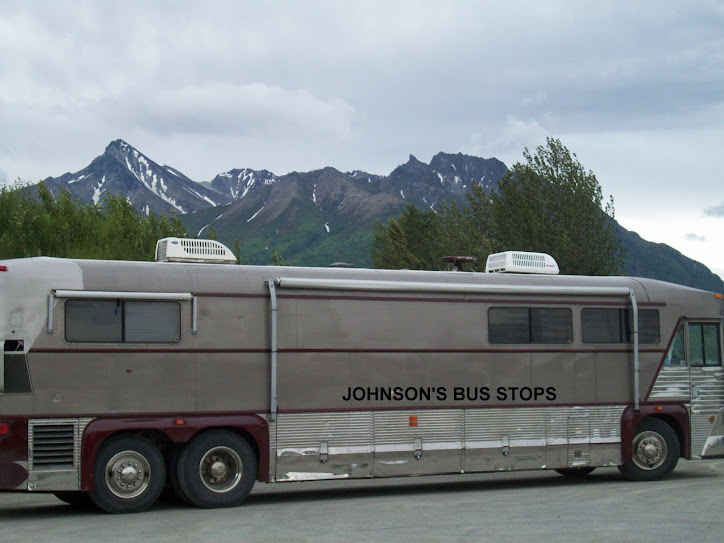 Johnson's bus stops