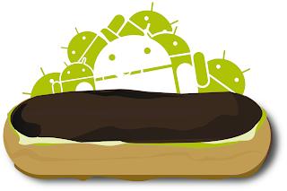 Actualización, update, OTA, Android 2.0 cerca