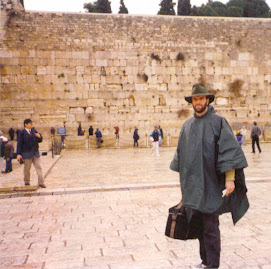 From The Kotel, I Pray....