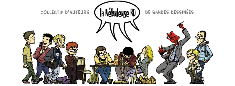 Le Nébublog - Blog de la Nébuleuse BD