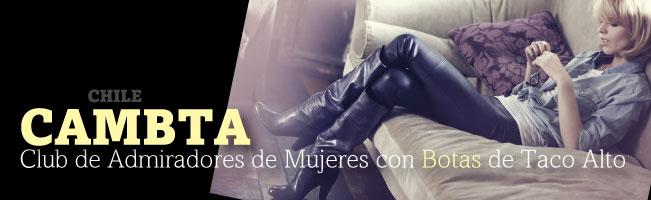 CAMBTA Club de Admiradores de Mujeres con Botas de Taco Alto