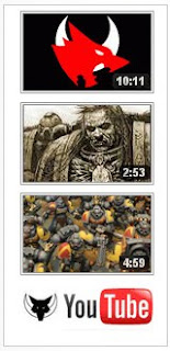 space wolves youtube