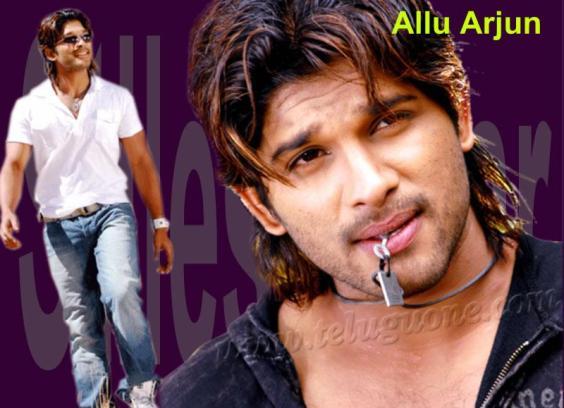 Film Acters Gallery Allu Arjun