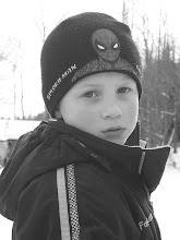 Min snart 8 årige son