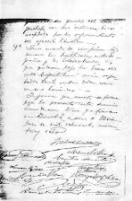 """ACTA DE CAPITULACION~1898"" (The Formal Surrender Document-Nov.6,1898)"