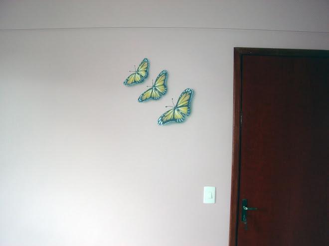 Fernando Pow Aerografia  Pintura Infantil para Quartos de Bebê