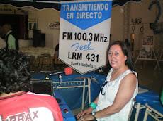 XVI Feria del Libro, X Expoescuela, organizada por la Escuela de Enseñanza Media Nº 214