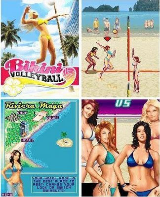 Bikini Volleyball picture