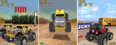 Big Foot Racing screenshoot
