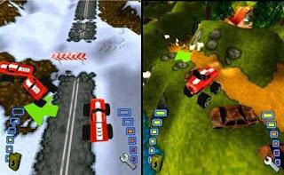 4x4 Monster Trucks 3D screenshot