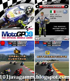 Moto GP 2009 screenshot