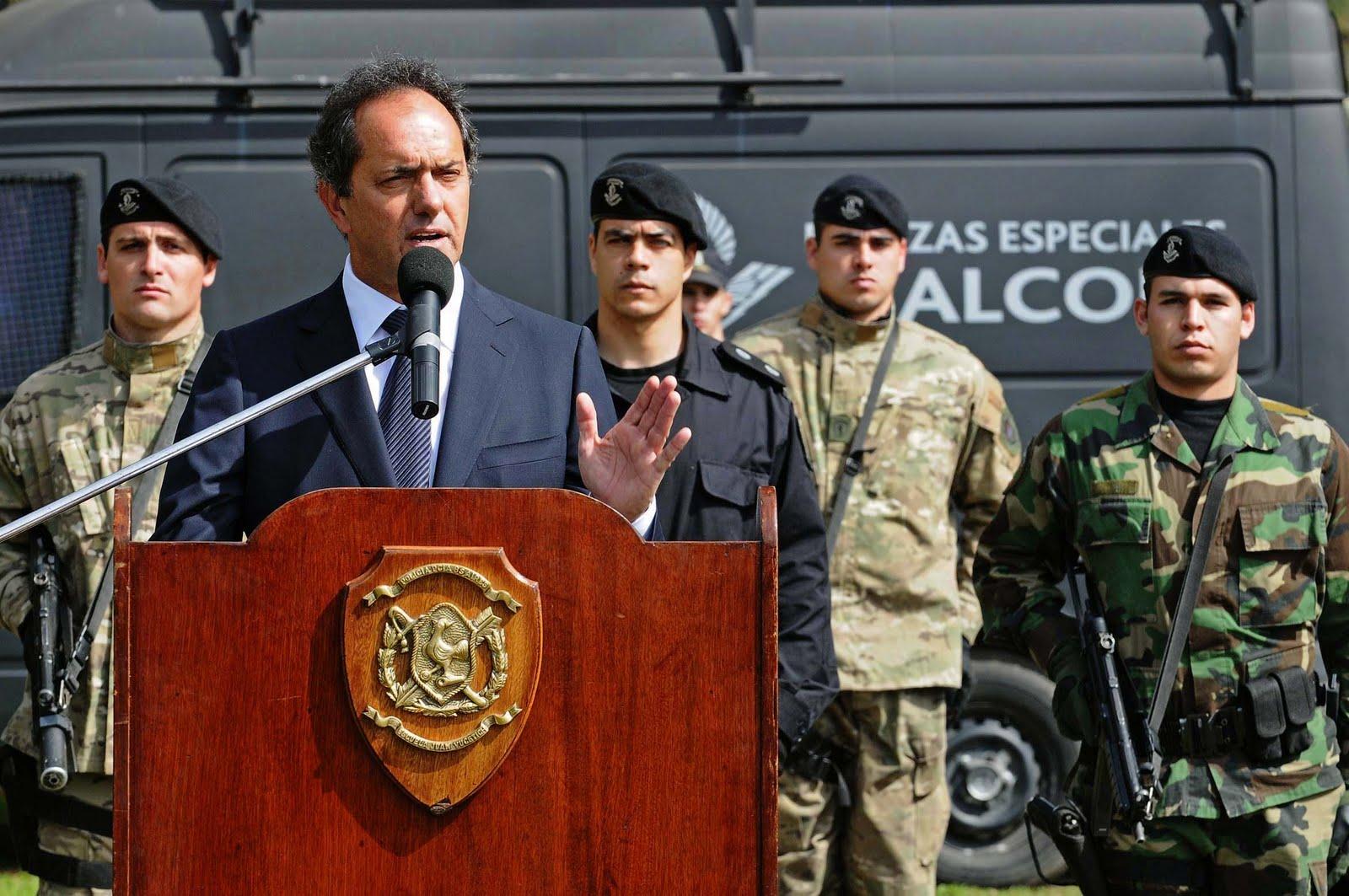 Cuchillos de las Fuerzas Especiales Argentinas (5ta Parte)
