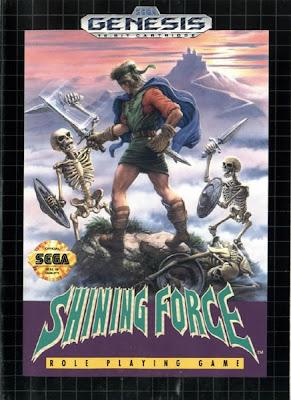 shiningforce Shining Force brilha no iPhone