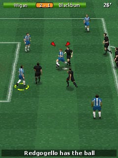 play_football_2011_screenshot_2_240x320_en Glu sai na frente com Play Football 2011 3D
