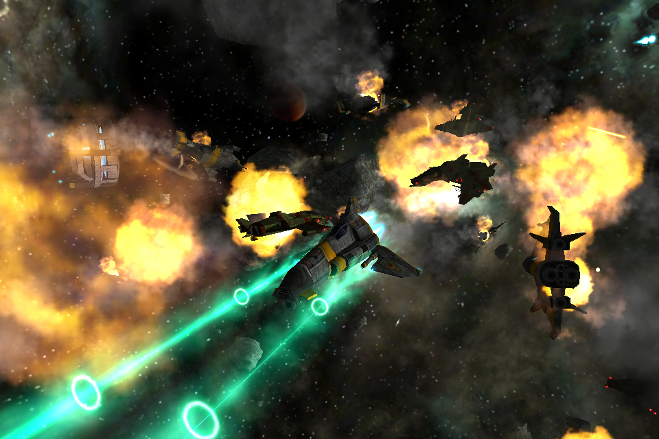 fishlabs-galaxy-on-fire-2-screenshot-iphone4-03 Galaxy on Fire 2 já está na App Store / O primeiro game sai de graça!