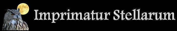 Imprimatur Stellarum