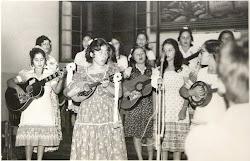 Coro de Evangèlicos en el Templo