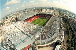 Old Trafford (The Theatre of Dreams)