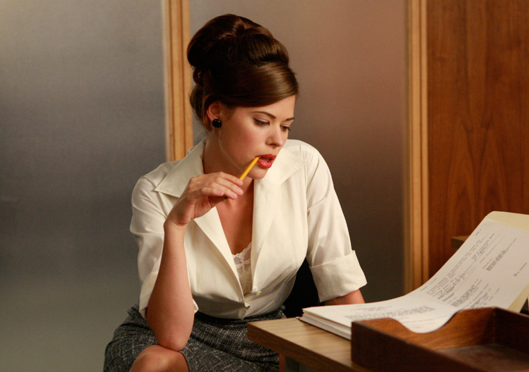 girl sexy Mad men a