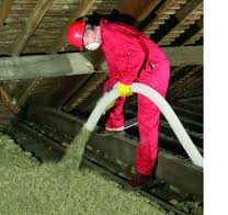Woodbrooke good lives blog let 39 s talk about insulation for Rockwool blown insulation