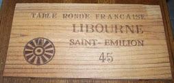 Table Ronde Libourne - St Emilion