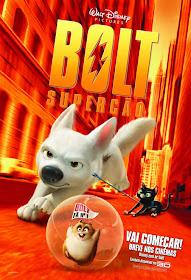 Baixar Filmes Download   Bolt   SuperCão (Dual Audio) Grátis