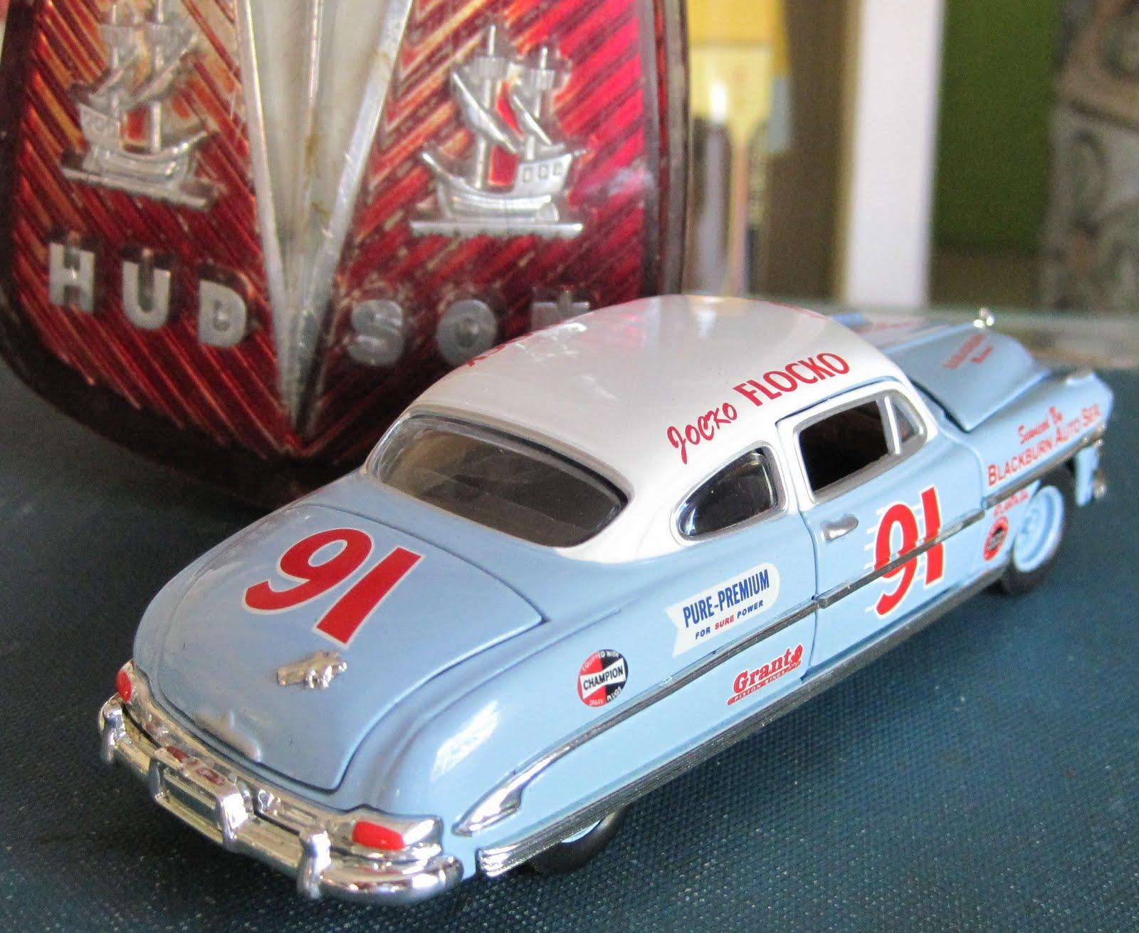 Hudson Hornet 1952 Team