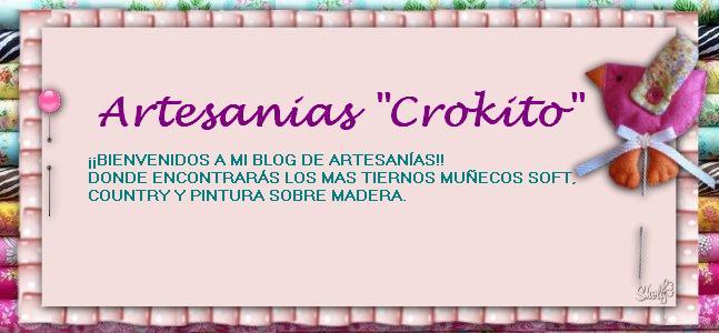 Artesanias CROKITO