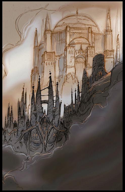 le palais d'Emile l'Inouï