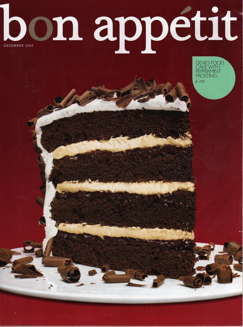 Bon Appetit Magazine Covers 2012 Bon appetit's version: