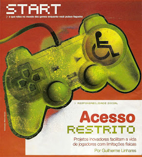 Electronic Gaming Montly Brazil issue 66.