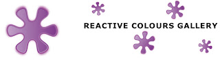 Reactive Colours logo