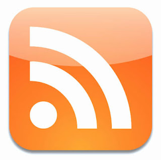 Image of a boring RSS feed icon. Web stuff.