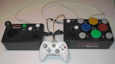 Image of Gimpgear specialised accessible controller.