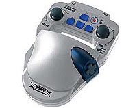 HORI Super Robot Wars One Handed Controller